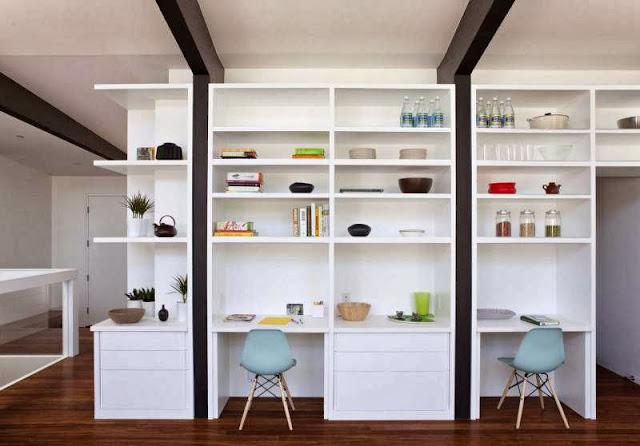 rack-shelf-stack-books-Net-Zero-Energy-Modern-House