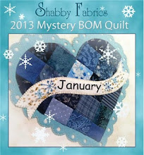 2013 MYSTERI QUILT