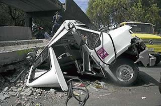 Gempa Bumi Gegar Sempadan Bandar Amerika Syarikat dan Mexico