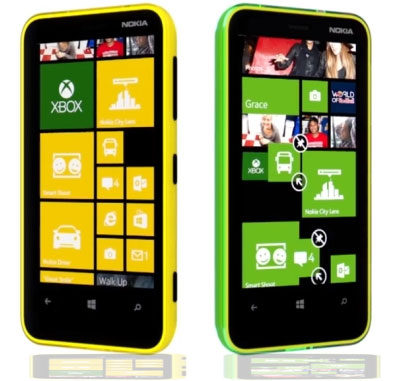 lumia 620 is the third member of lumia family by