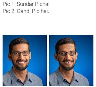 Funny Trolled Google New CEO