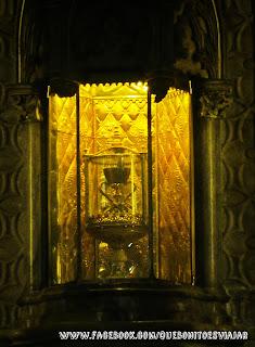 Santo Grial de la Catedral de Valencia