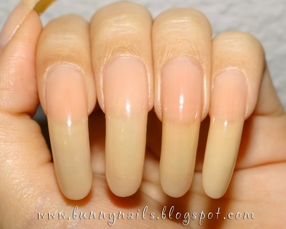 Bunny Nails: OPI - Glints of Glinda...Best nude ever!