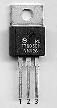 7805 Pin Diagram