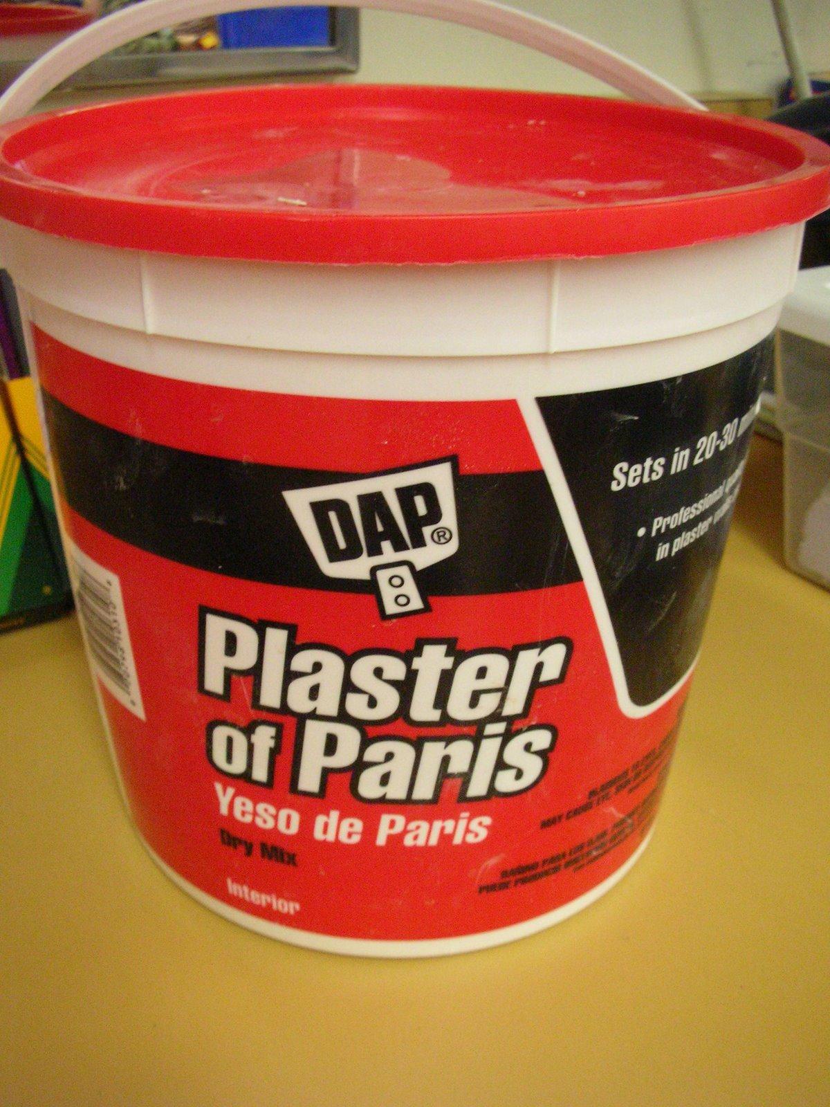 plaster of paris handprints love laughter and literacy. Black Bedroom Furniture Sets. Home Design Ideas