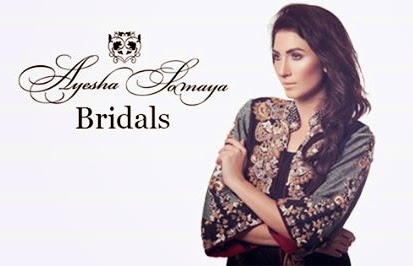 Ayesha-Somaya Fall/Winter Formal Collection 2014
