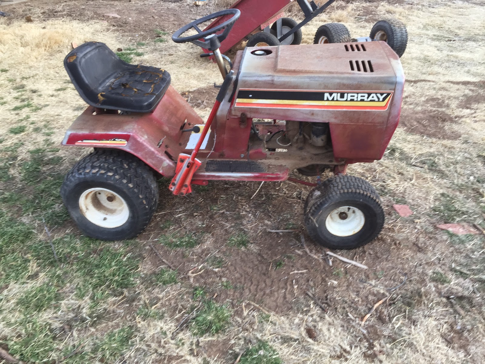 Murray Lawn Tractor Transaxle : Zombie engines murray