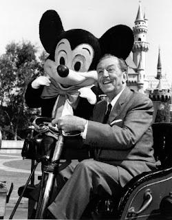 Walt en los Parques Disney