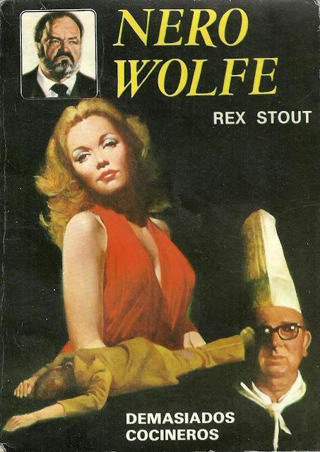 NERO NERO WOLFE PRISONERS REX STOUT.