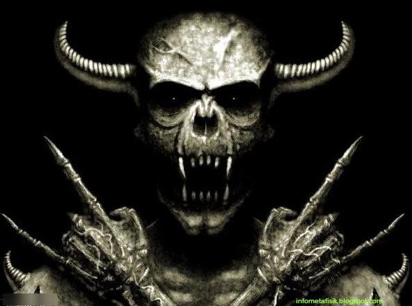 10 Setan Yang Bertanggung Jawab Atas Kejahatan Manusia