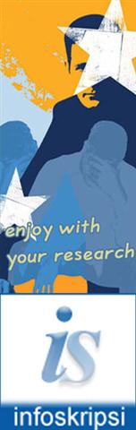 Enjoy with your research - Infoskripsi.com