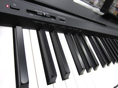 Piano digital Yamaha p-255