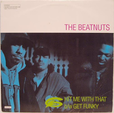 The Beatnuts – Hit Me With That / Get Funky (VLS) (1994) (320 kbps)