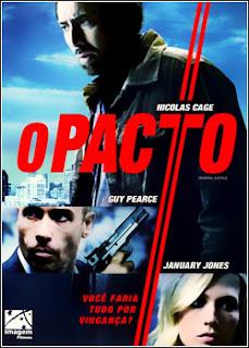 Download - O Pacto DVDRip - AVI - Dual Áudio