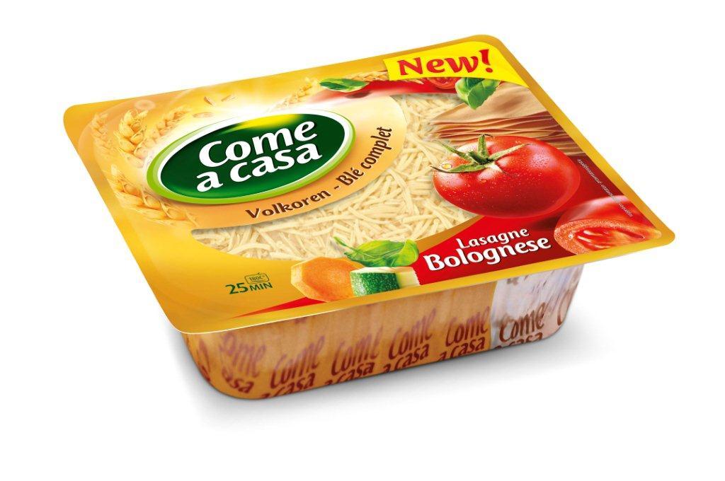 kant en klaar lasagne