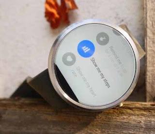 Smartwatch Android Terbaik untuk dikustomisasi: New Moto 360