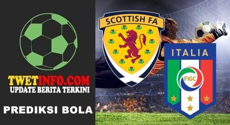 Prediksi Scotland U17 vs Italy U17