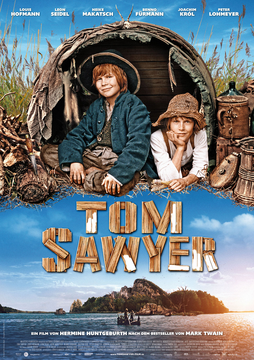 Download Filme Tom Sawyer DVDRip Dublado