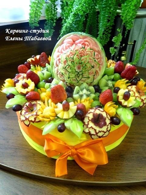 заказать карвинг-композицию южно-сахалинск