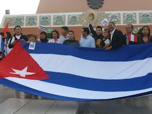 XIII ENCUENTRO NACIONAL DE SOLIDARIDAD CON CUBA, CHICLAYO - PERÚ, AGOSTO 2012
