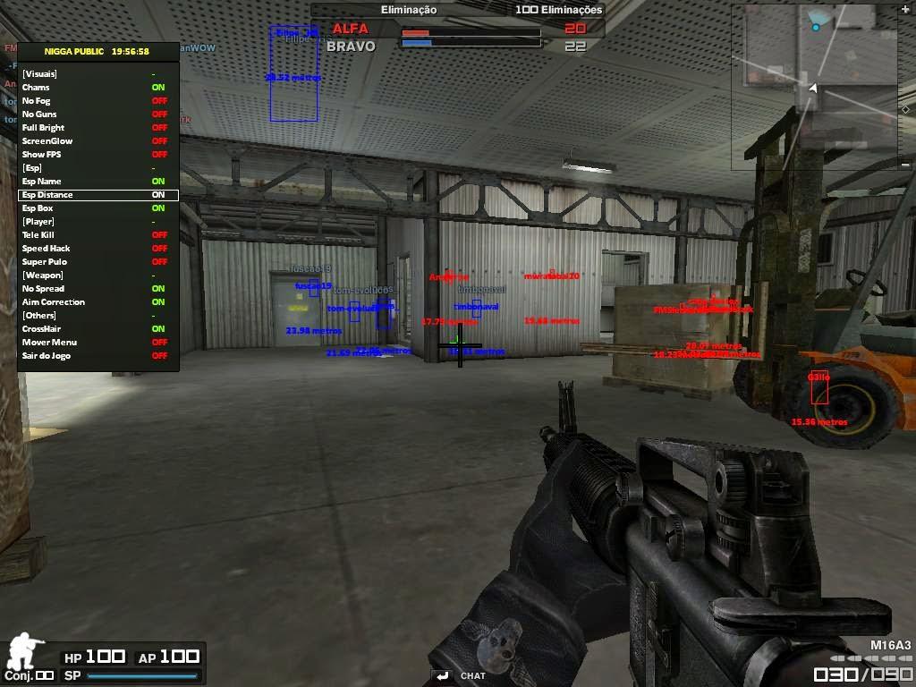 Niga Combat Arms Hileleri Niga Multihack Wallhack Aimbot indir