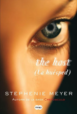 novela La huésped escritora Stephenie Meyern the host