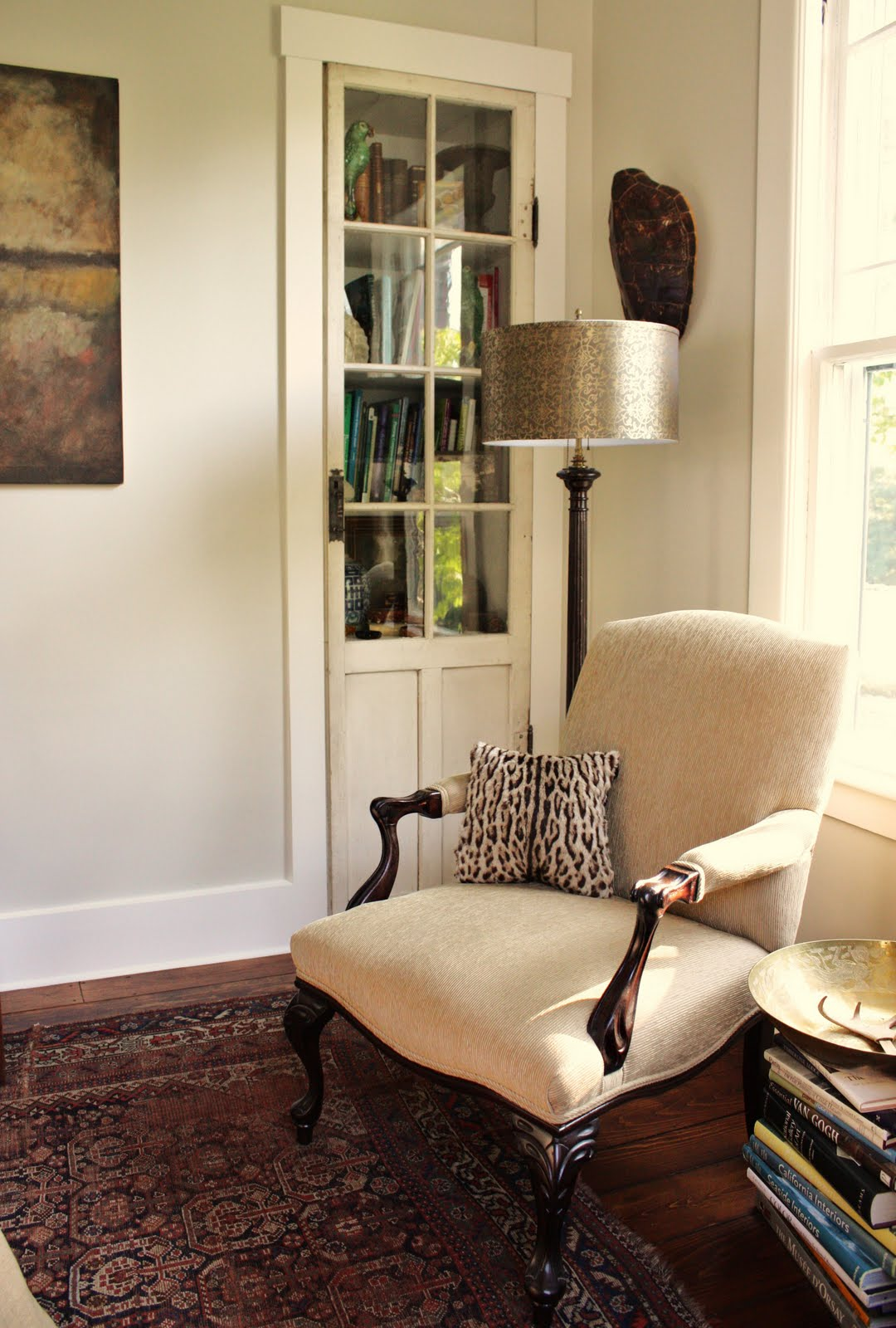 for the love of a house the reading room. Black Bedroom Furniture Sets. Home Design Ideas