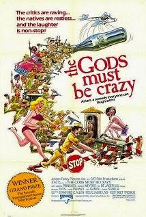 Los dioses deben estar locos<br><span class='font12 dBlock'><i>(The Gods Must Be Crazy )</i></span>