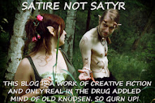 Satire not Satyr