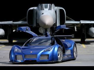 Gumpert Apollo S Wallpaper