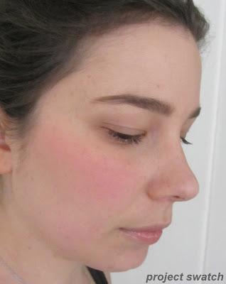 La Femme Coral - applied