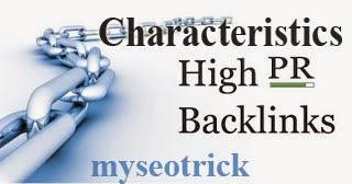 high quality backlink