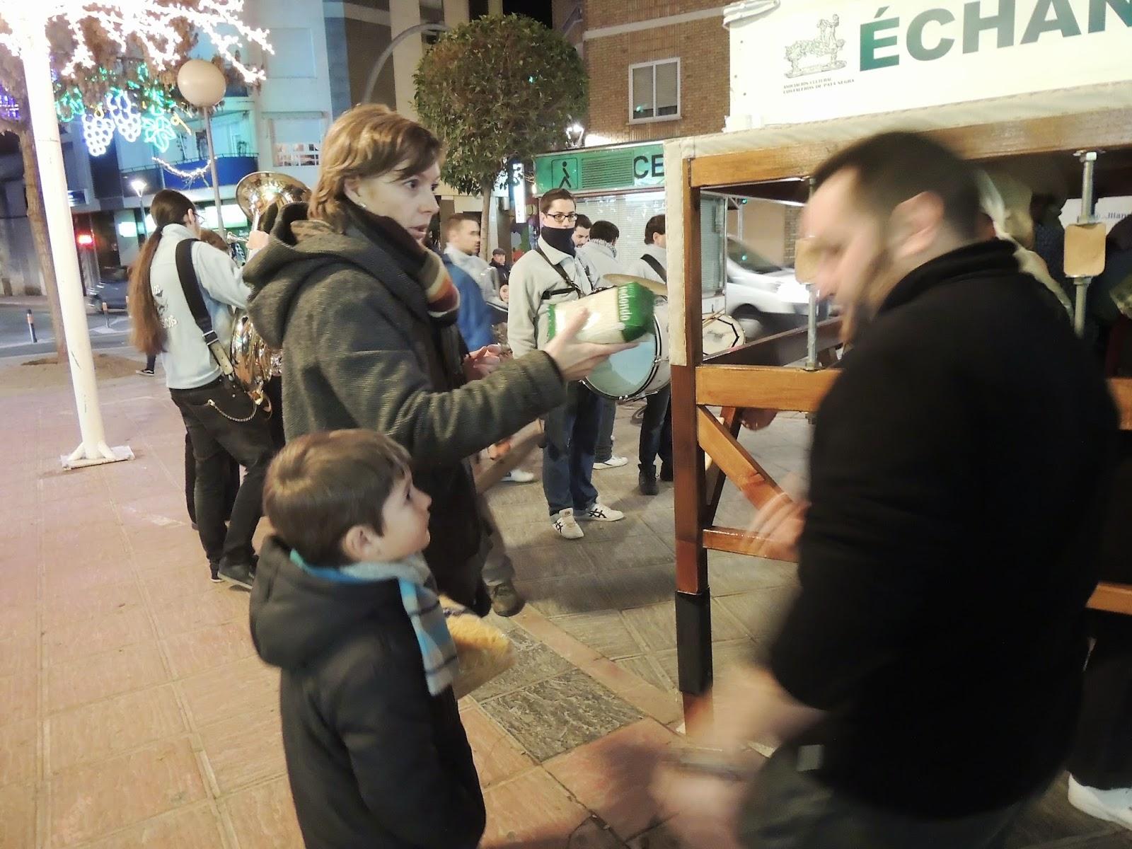 """II Ensayo Solidario """"Echanos Kilos"""""""