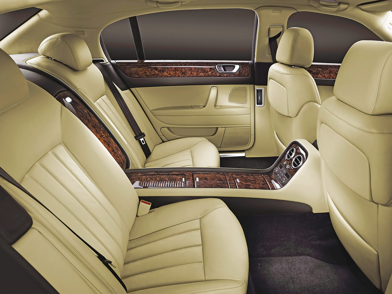 Tamerlane 39 s thoughts bentley continental flying spur vw phaeton interior comparison