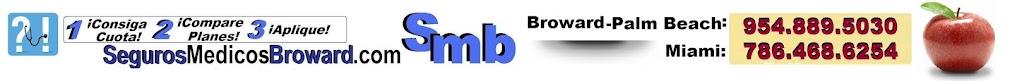 Seguros Medicos Broward-Palm Beach Florida. Planes Medicos
