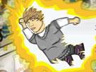 Justin Bieber Fırlat Oyunu