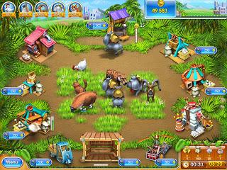 Download Farm Frenzy 3: Madagascar full version