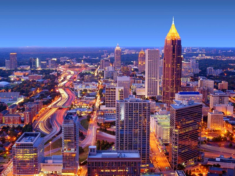 City-Atlanta-United-States