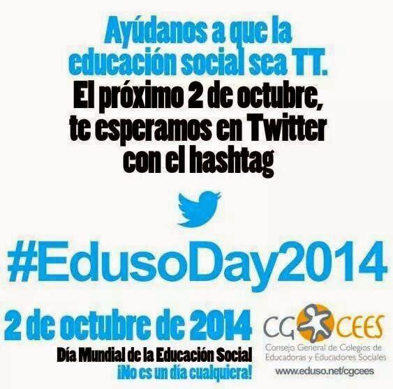 DÍA MUNDIAL DE LA EDUCACIÓN SOCIAL