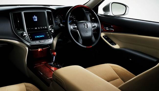 New luxury 2017 Toyota Crown Specs And Price