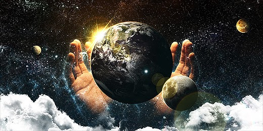 Image result for god created our world