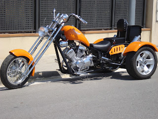 Tapizar asiento Trike