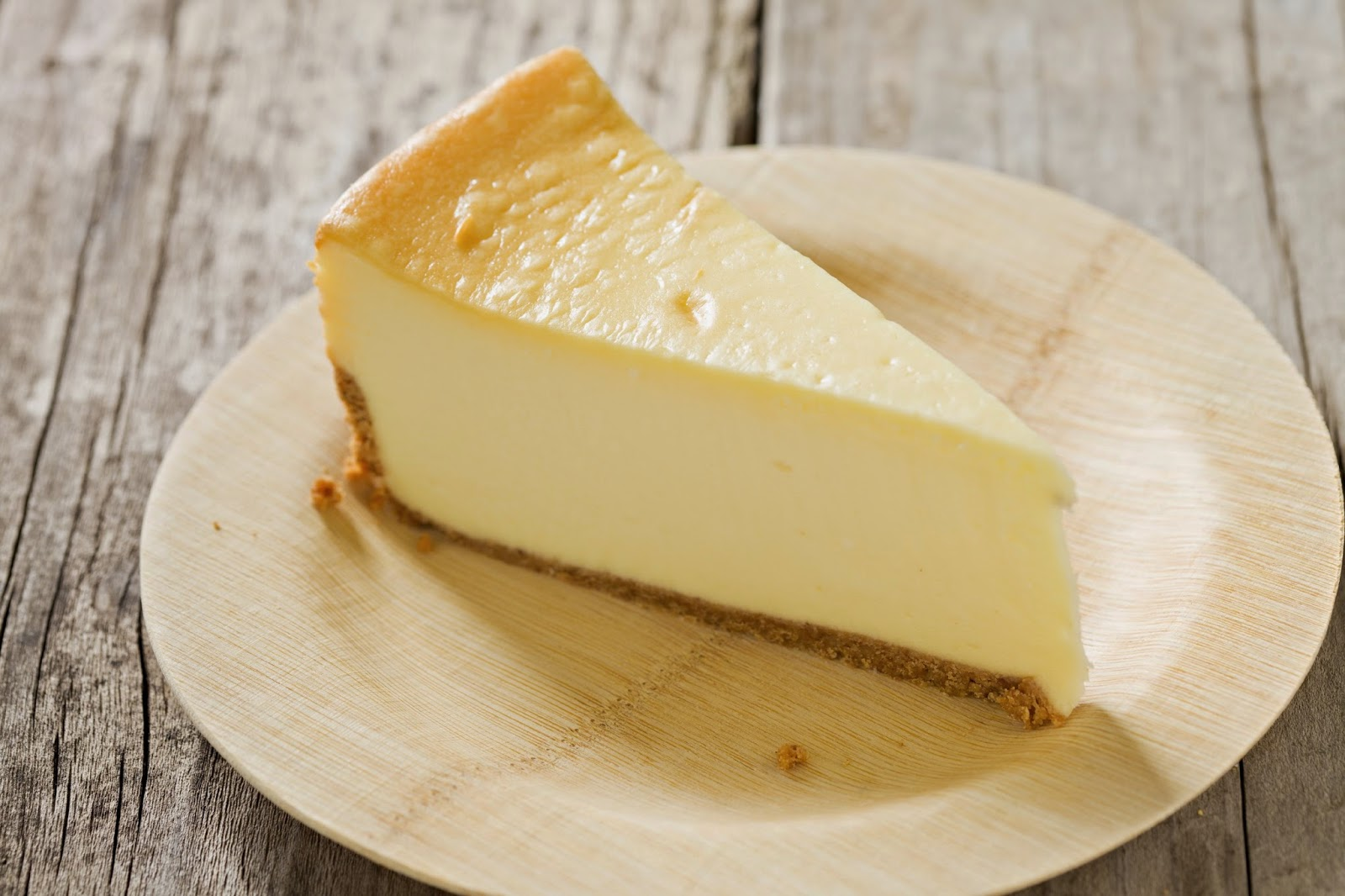 Good Cake Food: New York Cheesecake - Recipe