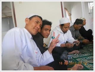 pose group marawis