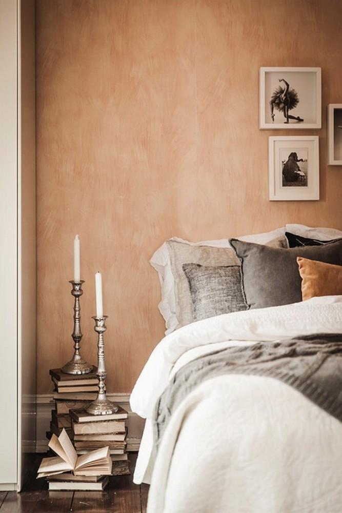 d couvrir l 39 endroit du d cor jolie association de couleurs lie de vin rouge sable ros. Black Bedroom Furniture Sets. Home Design Ideas