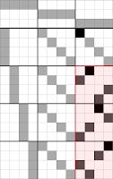 21x12 zarankiewicz problem - sorted solution 2