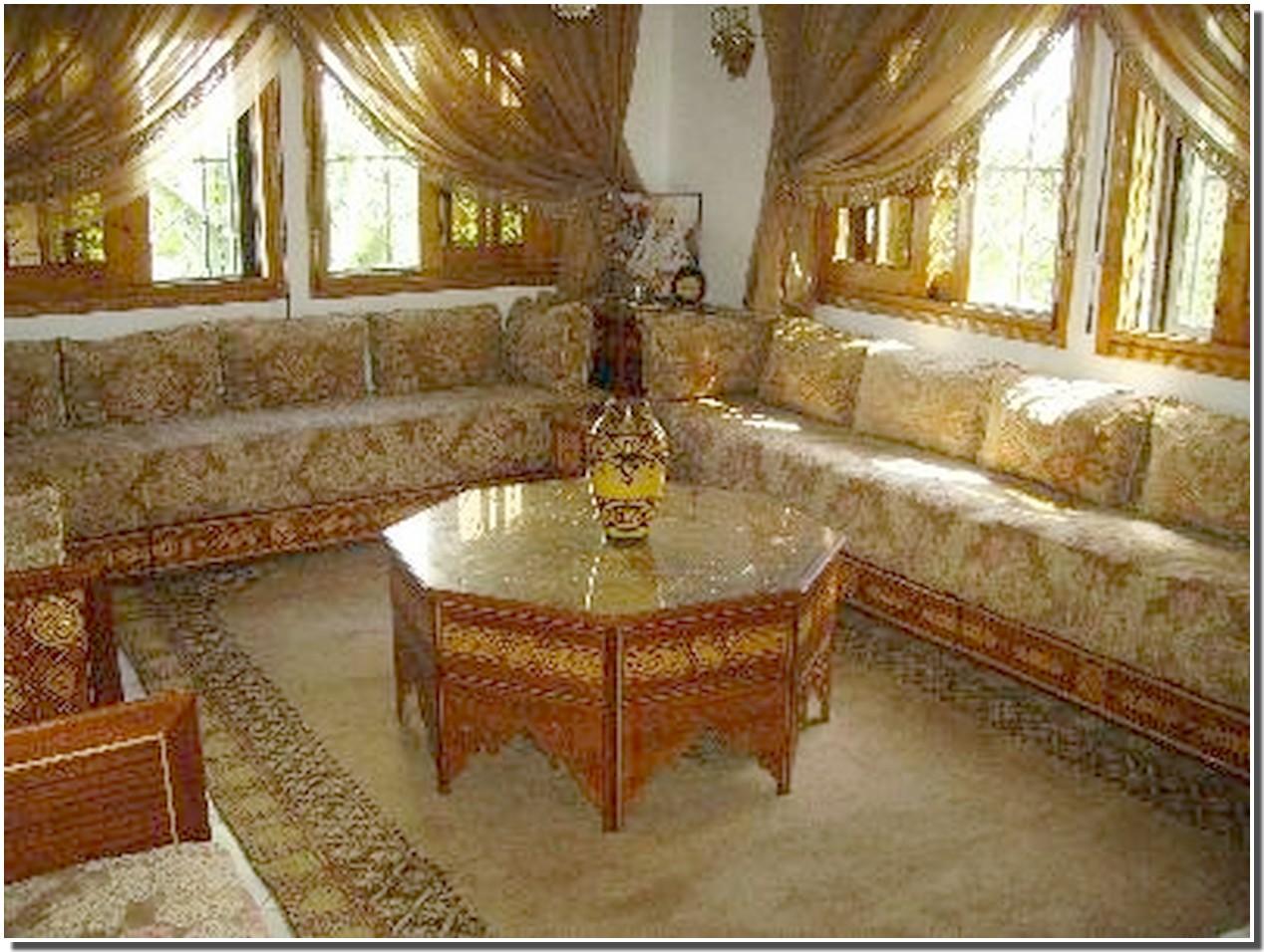 Casamia Furniture Nassima Home: Salon marocain