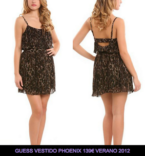 Guess-Vestidos-Animal-Print-Verano2012