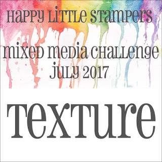 +++HLS July Mixed Media Challenge - texture до 31/07