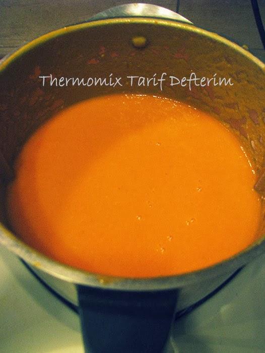 Ricetta Bimby : Crema di Pomodoro